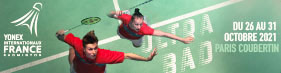 Internationaux de Badminton