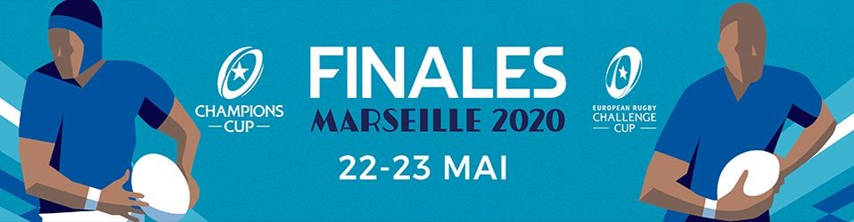 FINALE EUROPEAN RUGBY CHALLENGE CUP